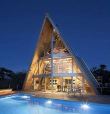 30 Amazing Tiny A-frame Houses That You'll Actually Want To Live in | 30th,  House and Cabin