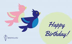 Geburtstagswünsche Glückwünsche Zum Geburtstag Briefeguru