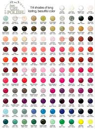 Ibd Just Gel Colour Chart Ibd Just Gel Polish In 2019 Ibd Just Gel Polish Gel Nail