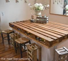 wooden pallet furniture ideas. Pallet Wine Bar Wooden Furniture Ideas E