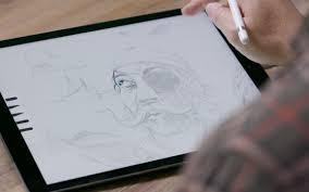 Drawing On Ipad Pro Ipad Pro Drawing App At Paintingvalley Com Explore