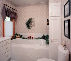 Funky Bathroom Funky Bathroom Cabinets With Traditional White Pattern Wallpaper