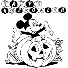 Small Picture Halloween Coloring Page Wecoloringpage