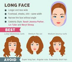 long face the ultimate hairstyle guide for your face shape