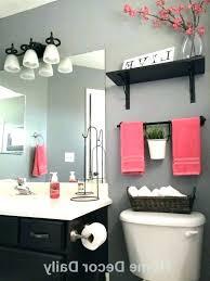 Apartment Bathroom Designs Beauteous Decorating Ideas For Bathrooms Apartment Bathroom Decorating Ideas