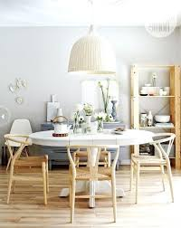 scandinavian dining room decor chairs 6 full size of interior danish table set large