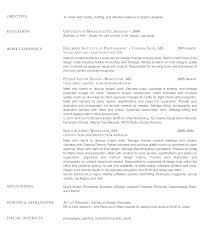 100 Photographer Resume Examples Sections On A Resume