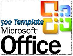 Office Tempaltes 500 Office Templates For Word Excel And Power Point