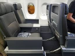 Delta 121 Seating Chart Heres The Seat Map For Americans New Airbus A321neo That