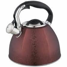 Чайники и френч-прессы ZEIDAN Z-4216 <b>Чайник со свистком 3.0</b>л