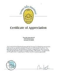Free Appreciation Certificates Related Post Free Printable Certificate Of Appreciation