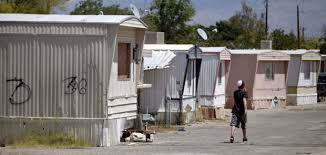 mobile home parks in tucson