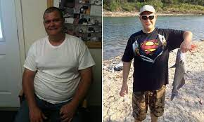 Cory Cantrell Didn't Like Who He Saw In The Mirror And And Lost 121 Pounds  | HuffPost Life