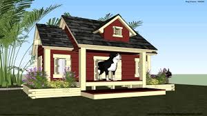 dog house plans for small dogs free