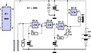 conductivity meter circuit diagram ireleast info conductivity meter circuit diagram wiring diagram wiring circuit