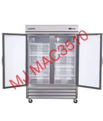 new ma cold m mxcr 49gd x series 2 door glass door refrigerator