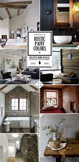 rustic paint colorsRustic Paint Colors and Textured Wall Designs  Home Tree Atlas