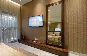 Wardrobe With Dressing Table Designs India 7 Dressing Table Ideas For Small Spaces Home Interior