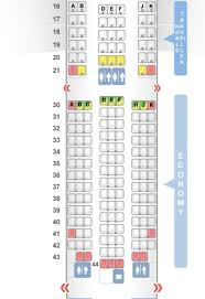 787 Dreamliner Seating Chart Air Canada Seat Maps 787