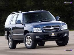 Chevrolet Blazer Specs and Photos | StrongAuto