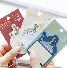 <b>1X Creative</b> Little Prince Memo Pad Weekly Plan Sticky Notes Post ...