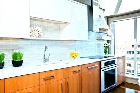 kitchen blue glass backsplash. Blue Tile Backsplash Kitchen Aqua Clear Glass