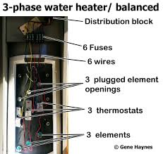 3 phase water heater 3 Phase Electric Heater Wiring larger image, 3 phase balanced water heater there are two basic types of 3 phase balanced water heaters one type has 3u elements, and the other type has 3 phase electric heater wiring
