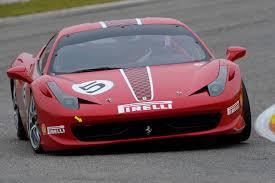 Ferrari 458 Challenge debuts at 2010 Bologna Motor Show - Autoblog