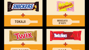 The Best Wines To Pair With Your Halloween Candy In One