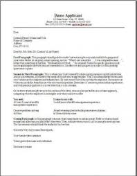 Free Cover Letter Samples Free Cover Letter Templates Word By Bob
