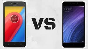 moto smartphone. 2. dapur pacu antara lenovo moto c vs xiaomi redmi 4a, siapa yang lebih garang? smartphone