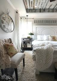 country decorating ideas for bedrooms. French Bedroom Decor Country With An Oversized Clock Decorating Ideas For Bedrooms