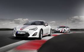 Forbidden Fruit: 2013 Toyota GT 86 Cup Edition