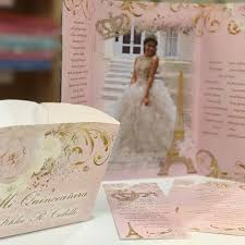 Quincenera Invitations Find The Most Original Quinceanera Invitations In Houston Tx