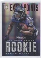 Aaron Mellette Rookie Card All Football Cards