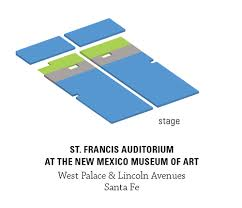 The Pit New Mexico Seating Chart Pricing And Seating Charts Santa Fe Chamber Music Festival