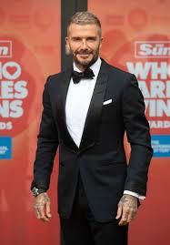 David Beckham ganz schön glatt: Setzt Becks auf Botox? - Leute - Bild.de