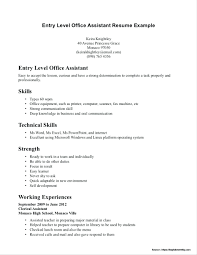 How To Make A Medical Assistant Resume Entry Level Medical Assistant Resume Examples Recruiter Luxury Free