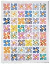 1930's Bouquet Quilt Pattern DP140817 & 1930's Bouquet Quilt Pattern Download Adamdwight.com