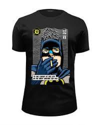 """Мужские футболки c авторскими принтами """"комиксы"""" - <b>Printio</b>"""