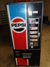 Pepsi Vending Machine Serial Number Classy Pepsi Cola Machine For Sale In Grand Prairie TX OfferUp