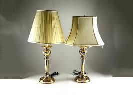 stiffel floor lamp vintage table lamp table lamps vintage brass candlestick table lamps floor lamp shade