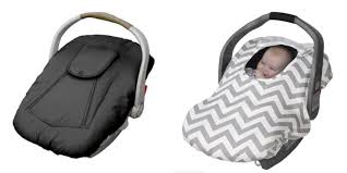 jolly jumper arctic sneak a k infant car seat cover