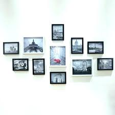 incredible picture frames set k5499664 set of picture frames for wall collage