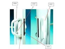 andersen gliding door parts locks unique patio door parts for brilliant patio door lock repair sliding