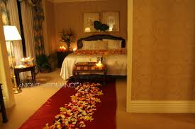 Wedding Bedroom Decorations The Elegant And Simple Bridal Shower Decor Image Of Haammss