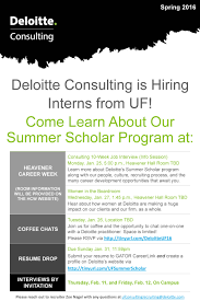 Deloitte Resume Free Resume Example And Writing Download