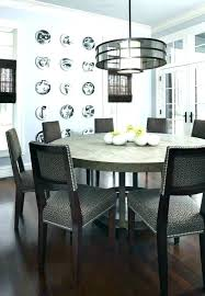 luxury round dining table tables and chairs room sets 8 for