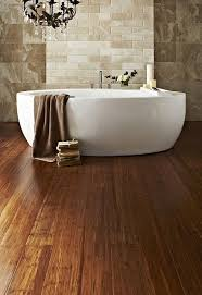 bamboo flooring in bathroom. Solid Carbonised Silkwood Bamboo Flooring In Bathroom O