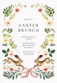 Easter Invitation Templates Free Greetings Island